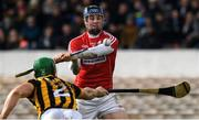 5 March 2017; Conor Lehane of Cork in action against Paul Murphy of Kilkenny during the Allianz Hurling League Division 1A Round 3 match between Kilkenny and Cork at Nowlan Park in Kilkenny. Photo by Ray McManus/Sportsfile
