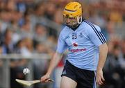 20 August 2011; Ben Quinn, Dublin. Bord Gais Energy GAA Hurling Under 21 All-Ireland Championship Semi-Final, Antrim v Dublin, Pairc Esler, Newry, Co. Down. Picture credit: Oliver McVeigh / SPORTSFILE