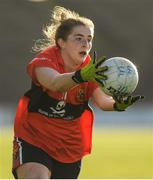 12 March 2017; Mairead Corkery of UCC during the O'Connor Cup Final match between University of Limerick and University College Cork at Elverys MacHale Park in Castlebar, Co. Mayo. Photo by Brendan Moran/Sportsfile