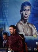 14 March 2017; Andy Lee during a press conference in The Theater at Madison Square Garden in New York, USA. Photo by Ramsey Cardy/Sportsfile