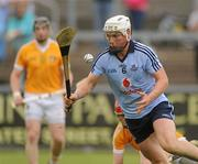 20 August 2011; Liam Rushe, Dublin. Bord Gais Energy GAA Hurling Under 21 All-Ireland Championship Semi-Final, Antrim v Dublin, Pairc Esler, Newry, Co. Down. Picture credit: Oliver McVeigh / SPORTSFILE