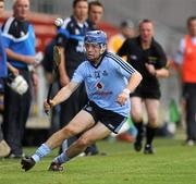 20 August 2011; Niall McMorrow, Dublin. Bord Gais Energy GAA Hurling Under 21 All-Ireland Championship Semi-Final, Antrim v Dublin, Pairc Esler, Newry, Co. Down. Picture credit: Oliver McVeigh / SPORTSFILE - read more