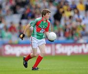 21 August 2011; Conor Diskin, Barnacarroll N.S., Claremorris, Co. Mayo. Go Games Exhibition - Sunday 21st August 2011, Croke Park, Dublin. Picture credit: Ray McManus / SPORTSFILE