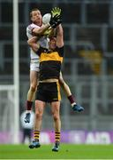 17 March 2017; Patsy Bradley of Slaughtneil in action against Ambrose O'Donovan of Dr. Crokes during the AIB GAA Football All-Ireland Senior Club Championship Final match between Dr. Crokes and Slaughtneil at Croke Park in Dublin.   Photo by Piaras Ó Mídheach/Sportsfile