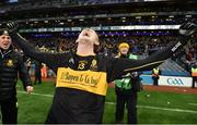 17 March 2017; Colm Cooper of Dr. Crokes celebrates after the AIB GAA Football All-Ireland Senior Club Championship Final match between Dr. Crokes and Slaughtneil at Croke Park in Dublin.   Photo by Brendan Moran/Sportsfile