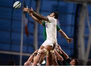 18 March 2017; Courtney Lawes of England and Peter O'Mahony of Ireland contest a line out during the RBS Six Nations Rugby Championship match between Ireland and England at the Aviva Stadium in Lansdowne Road, Dublin. Photo by Sam Barnes/Sportsfile