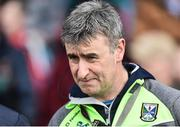 19 March 2017; Cavan manager Mattie McGleenan during the Allianz Football League Division 1 Round 5 match between Mayo and Cavan at Elverys MacHale Park in Castlebar, Co Mayo. Photo by David Maher/Sportsfile