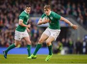 18 March 2017; Garry Ringrose of Ireland during the RBS Six Nations Rugby Championship match between Ireland and England at the Aviva Stadium in Lansdowne Road, Dublin. Photo by Sam Barnes/Sportsfile