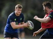 20 March 2017; Josh van der Flier of Leinster during squad training at UCD in Dublin. Photo by Stephen McCarthy/Sportsfile