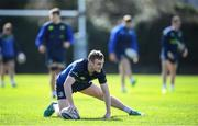 20 March 2017; Nick McCarthy of Leinster during squad training at UCD in Dublin. Photo by Stephen McCarthy/Sportsfile