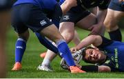 20 March 2017; Rhys Ruddock of Leinster during squad training at UCD in Dublin. Photo by Stephen McCarthy/Sportsfile