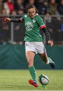 17 March 2017; Hannah Tyrrell of Ireland during the RBS Women's Six Nations Rugby Championship match between Ireland and England at Donnybrook Stadium in Donnybrook, Dublin. Photo by Matt Browne/Sportsfile