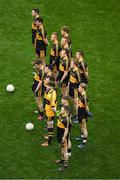 17 March 2017; The Dr. Crokes' team ahead of the AIB GAA Football All-Ireland Senior Club Championship Final match between Dr. Crokes and Slaughtneil at Croke Park in Dublin. Photo by Ray McManus/Sportsfile