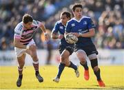 25 March 2017; Joey Carbery of Leinster during the Guinness PRO12 Round 18 game between Leinster and Cardiff Blues at RDS Arena in Ballsbridge, Dublin. Photo by Stephen McCarthy/Sportsfile