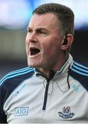 25 March 2017; Dublin manager Mick Bohan during the Lidl Ladies Football National League Round 6 match between Dublin and Mayo at Croke Park, in Dublin. Photo by Brendan Moran/Sportsfile