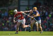 26 March 2017; Patrick Horgan of Cork in action against Padraic Maher of Tipperary during the Allianz Hurling League Division 1A Round 5 match between Cork and Tipperary at Páirc Uí Rinn in Cork. Photo by Eóin Noonan/Sportsfile