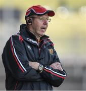 26 March 2017; Down manager Eamon Burns during the Allianz Football League Division 2 Round 6 match between Down and Galway at Páirc Esler in Newry. Photo by David Fitzgerald/Sportsfile