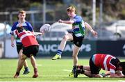 26 March 2017; Action during the Leinster Under 18 Youth Premier League Final between Carlow and Skerries at Donnybrook Stadium in Dublin. Photo by Ramsey Cardy/Sportsfile