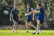 27 March 2017; Jonathan Sexton of Leinster during a Leinster rugby squad training session at Rosemount, UCD, in Dublin. Photo by Brendan Moran/Sportsfile