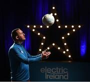 27 March 2017; Electric Ireland, proud sponsor of the GAA Minor Championships, announced the launch of the Electric Ireland GAA Minor Star Awards which aim to recognise the achievements and accolades of Minor GAA players. Launching the awards were Electric Ireland GAA Minor Star Awards selection panel of former Cork hurler Donal Óg Cusack, former Armagh footballer Oisín McConville, former Galway hurler, All Ireland Club hurling championship winning manager Mattie Kenny and Meath Senior football manager Andy McEntee, pictured. Photo by Stephen McCarthy/Sportsfile