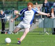 10 September 2011; Dublin GAA star Mark Vaughan, from Kilmacud Crokes GAA Club, Co. Dublin, in action during the Mens MBNA Kick Fada Finals 2011. Bray Emmets GAA Club, Co. Wicklow. Picture credit: Matt Browne / SPORTSFILE