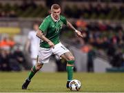 28 March 2017; James McClean of Republic of Ireland during the International Friendly match between the Republic of Ireland and Iceland at the Aviva Stadium in Dublin. Photo by Matt Browne/Sportsfile