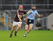 10 September 2011; Jason Grealish, Galway, in action against Danny Sutcliffe, Dublin. Bord Gais Energy GAA Hurling Under 21 All-Ireland 'A' Championship Final, Galway v Dublin, Semple Stadium, Thurles, Co. Tipperary. Picture credit: Ray McManus / SPORTSFILE