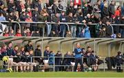 1 April 2017; Galway manager Gerry Fahy during the EirGrid Connacht GAA Football U21 Championship Final match between Galway and Sligo at Markievicz Park in Sligo. Photo by Piaras Ó Mídheach/Sportsfile