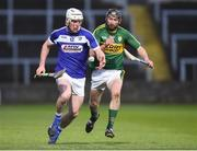 1 April 2017; Ben Conroy of Laois in action against Darren Dineen of Kerry during the Allianz Hurling League Division 1B Relegation Play-Off match between Laois and Kerry at O'Moore Park, in Portlaoise. Photo by Matt Browne/Sportsfile