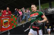 2 April 2017; Andy Moran of Mayo before the Allianz Football League Division 1 Round 7 match between Mayo and Donegal at Elverys MacHale Park in Castlebar, Co Mayo. Photo by Stephen McCarthy/Sportsfile