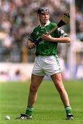 14 April 2002; Mark Keane, Limerick. Hurling. Picture credit; Pat Murphy / SPORTSFILE