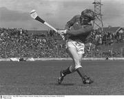 May 1980; Eamon Grimes, Limerick. Hurling. Picture credit; Ray McManus / SPORTSFILE