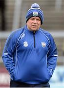 2 April 2017; Waterford manager Derek McGrath before the Allianz Hurling League Division 1 Quarter-Final match between Galway and Waterford at Pearse Stadium in Galway. Photo by Piaras Ó Mídheach/Sportsfile