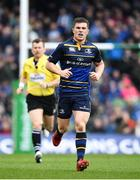 1 April 2017; Luke McGrath of Leinster during the European Rugby Champions Cup Quarter-Final match between Leinster and Wasps at Aviva Stadium in Dublin. Photo by Ramsey Cardy/Sportsfile