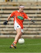 2 April 2017; Lauren McConville of Armagh during the Lidl Ladies Football National League Round 7 match between Monaghan and Armagh at St. Tiernach's Park in Clones, Co Monaghan. Photo by Ray McManus/Sportsfile