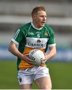 2 April 2017; Niall Darby of Offaly during the Allianz Football League Division 3 Round 7 match between Offaly and Laois at O'Connor Park in Tullamore, Co Offaly. Photo by David Maher/Sportsfile