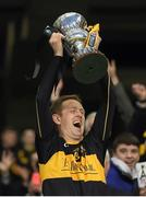 17 March 2017; Colm Cooper of Dr. Crokes lifts the Andy Merrigan Cup after the AIB GAA Football All-Ireland Senior Club Championship Final match between Dr. Crokes and Slaughtneil at Croke Park in Dublin. Photo by Brendan Moran/Sportsfile