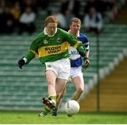 28 April 2002; Colm Cooper, Kerry. Football. Picture credit; Brendan Moran / SPORTSFILE