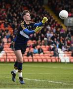 2 April 2017; Evan Comerford of Tipperary during the Allianz Football League Division 3 Round 7 match between Armagh and Tipperary at the Athletic Grounds in Armagh. Photo by Oliver McVeigh/Sportsfile