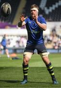 8 April 2017; Josh van der Flier of Leinster prior to the Guinness PRO12 Round 19 match between Ospreys and Leinster at the Liberty Stadium in Swansea, Wales. Photo by Stephen McCarthy/Sportsfile