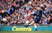 9 April 2017; Stephen Cluxton of Dublin during the Allianz Football League Division 1 Final match between Dublin and Kerry at Croke Park in Dublin. Photo by Stephen McCarthy/Sportsfile