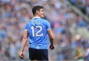 9 April 2017; Diarmuid Connolly of Dublin during the Allianz Football League Division 1 Final between Dublin and Kerry at Croke Park in Dublin. Photo by Ramsey Cardy/Sportsfile