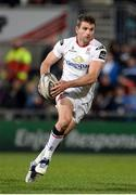 7 April 2017; Jared Payne of Ulster during the Guinness PRO12 Round 19 match between Ulster and Cardiff Blues at the Kingspan Stadium in Belfast. Photo by Oliver McVeigh/Sportsfile