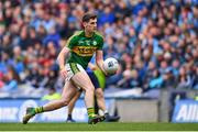 9 April 2017; Paul Geaney of Kerry during the Allianz Football League Division 1 Final between Dublin and Kerry at Croke Park in Dublin. Photo by Ramsey Cardy/Sportsfile