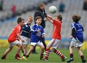 11April 2017; A general view of action between Maryland Tang GAA Club, Co. Westmeath, and Eire Og GAA Club, Co. Carlow, during the The Go Games Provincial Days in partnership with Littlewoods Ireland Day 2 at Croke Park in Dublin. Photo by David Maher/Sportsfile