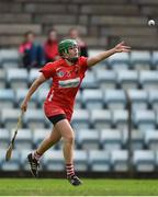 9 April 2017; Hannah Looney of Cork during the Littlewoods National Camogie League semi-final match between Cork and Limerick at Pairc Ui Rinn, in Cork. Photo by Matt Browne/Sportsfile