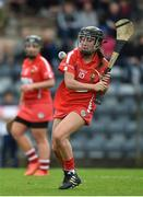 9 April 2017; Amy O'Connor of Cork during the Littlewoods National Camogie League semi-final match between Cork and Limerick at Pairc Ui Rinn, in Cork. Photo by Matt Browne/Sportsfile