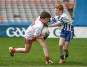13 April 2017; A general view of action between St Farnans GAA Club, Co. Sligo, and Killererin GAA Club, Co. Galway, during the Go Games Provincial Days in partnership with Littlewoods Ireland Day 4 at Croke Park in Dublin. Photo by Seb Daly/Sportsfile