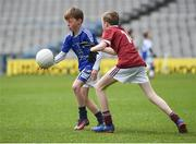 13 April 2017; A general view of action between St Michaels GAA Club, Co. Galway, and Balla GAA Club, Co. Mayo, during the Go Games Provincial Days in partnership with Littlewoods Ireland Day 4 at Croke Park in Dublin. Photo by Seb Daly/Sportsfile