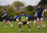 17 April 2017; Josh van der Flier of Leinster during squad training at UCD, Dublin. Photo by Stephen McCarthy/Sportsfile